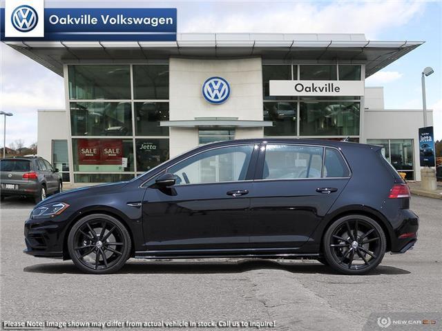 2019 Volkswagen Golf R 2.0 TSI (Stk: 21453) in Oakville - Image 3 of 23