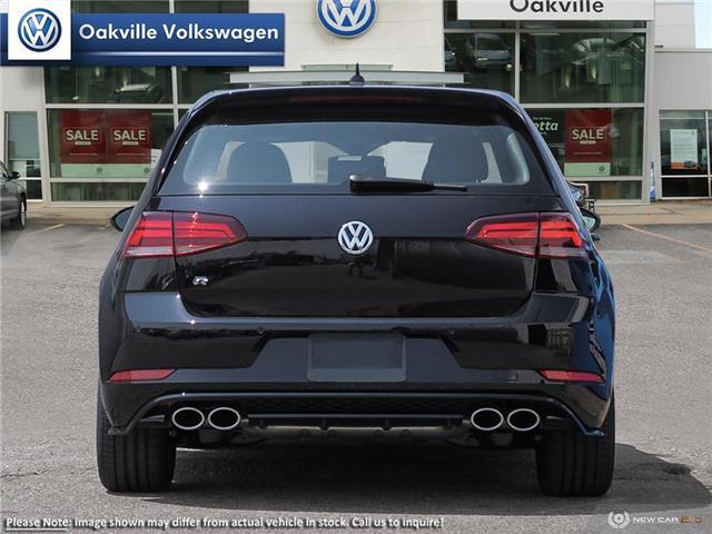2019 Volkswagen Golf R 2.0 TSI (Stk: 21453) in Oakville - Image 5 of 23