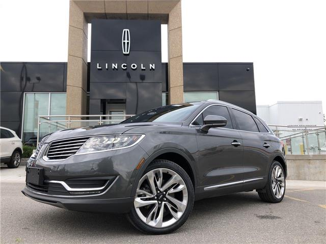 2018 Lincoln MKX Reserve (Stk: LX181694) in Barrie - Image 1 of 30