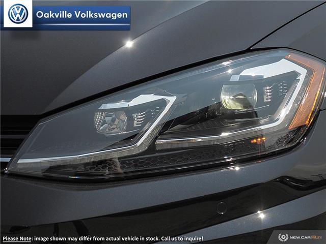 2019 Volkswagen Golf R 2.0 TSI (Stk: 21453) in Oakville - Image 10 of 23