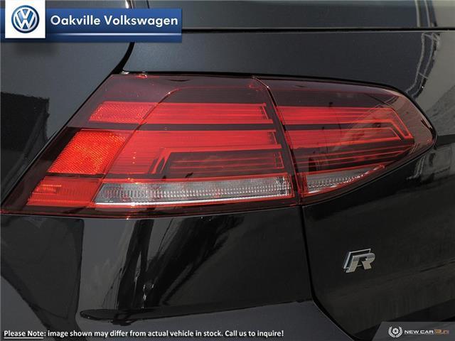 2019 Volkswagen Golf R 2.0 TSI (Stk: 21453) in Oakville - Image 11 of 23