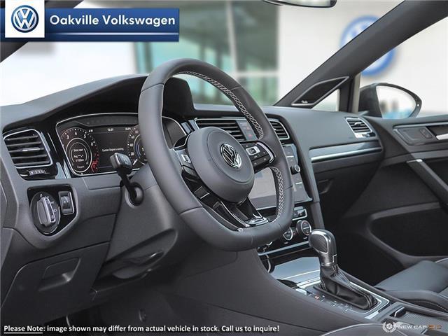2019 Volkswagen Golf R 2.0 TSI (Stk: 21453) in Oakville - Image 12 of 23