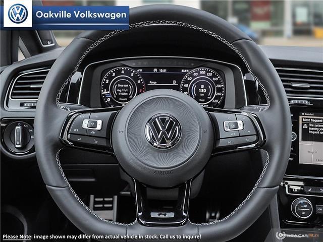 2019 Volkswagen Golf R 2.0 TSI (Stk: 21453) in Oakville - Image 13 of 23