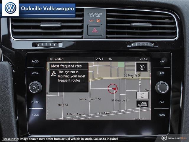 2019 Volkswagen Golf R 2.0 TSI (Stk: 21453) in Oakville - Image 18 of 23