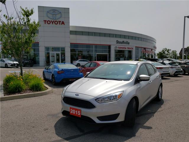 2015 Ford Focus SE (Stk: 190776A) in Whitchurch-Stouffville - Image 1 of 13