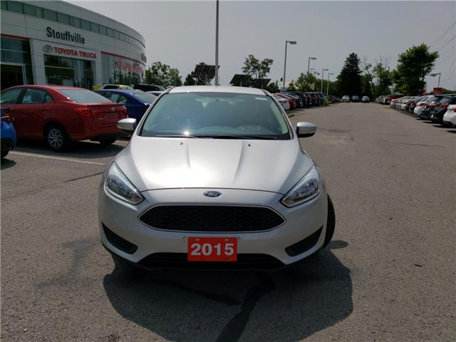 2015 Ford Focus SE (Stk: 190776A) in Whitchurch-Stouffville - Image 2 of 13