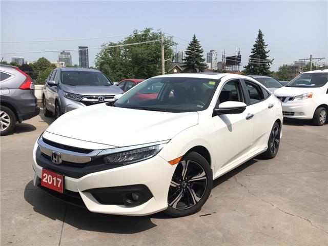 2017 Honda Civic Touring (Stk: HP3391) in Toronto - Image 1 of 22