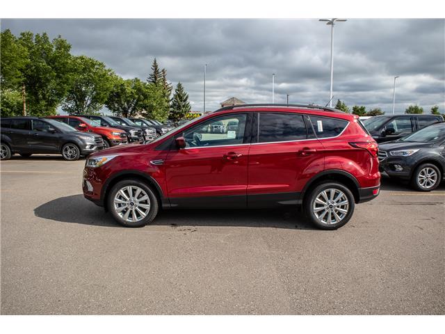 2019 Ford Escape SEL (Stk: KK-221) in Okotoks - Image 2 of 6