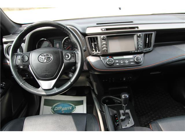 2016 Toyota RAV4 SE (Stk: 1906262) in Waterloo - Image 11 of 28