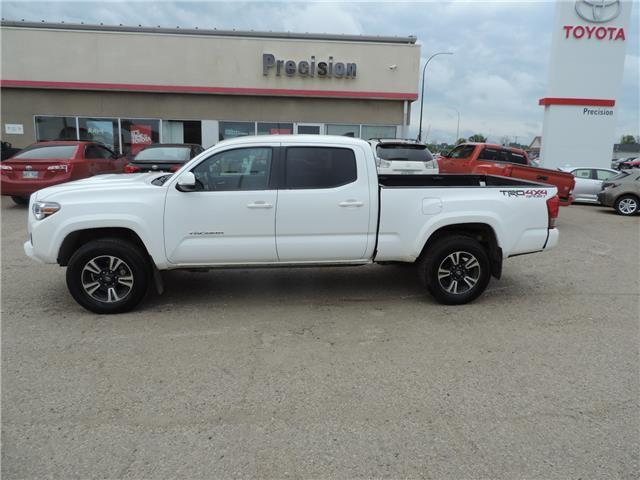 2016 Toyota Tacoma SR5 (Stk: 183741) in Brandon - Image 1 of 8