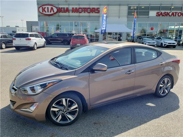 2016 Hyundai Elantra GLS (Stk: 40066A) in Saskatoon - Image 1 of 28