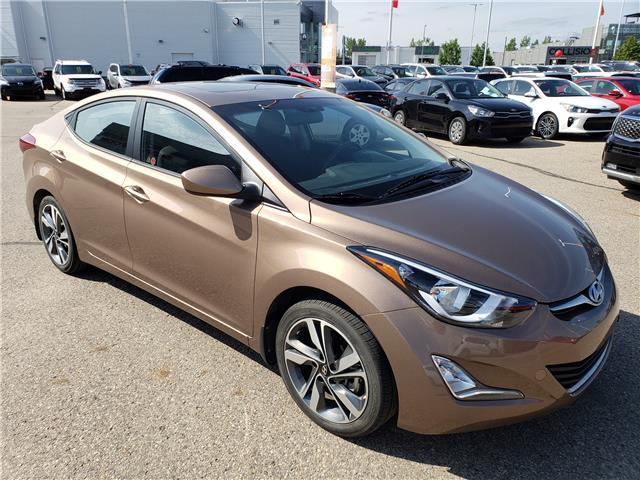2016 Hyundai Elantra GLS (Stk: 40066A) in Saskatoon - Image 2 of 28