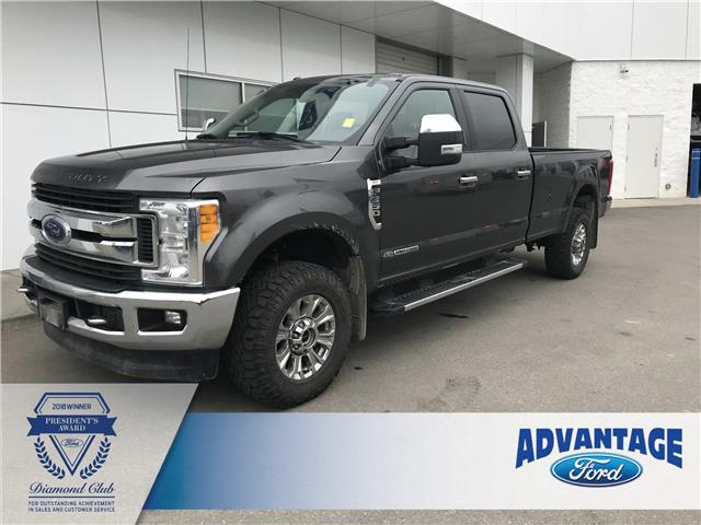 2017 Ford F-350 XLT (Stk: T22910) in Calgary - Image 1 of 20