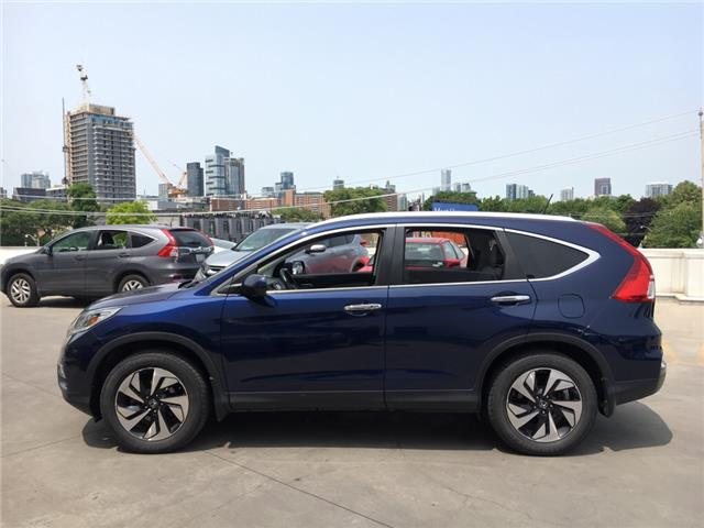 2016 Honda CR-V Touring (Stk: HP3393) in Toronto - Image 2 of 29