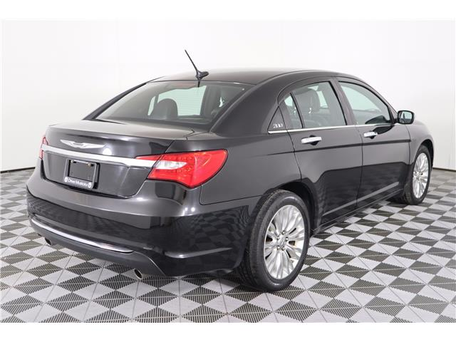 2013 Chrysler 200 Limited (Stk: 219501A) in Huntsville - Image 8 of 28