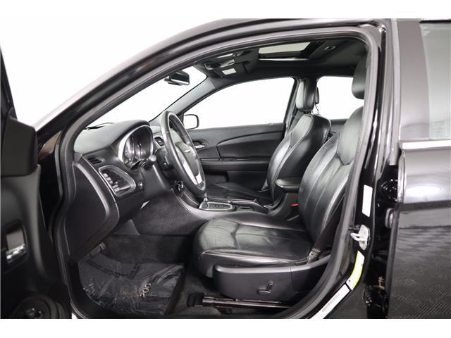 2013 Chrysler 200 Limited (Stk: 219501A) in Huntsville - Image 18 of 28