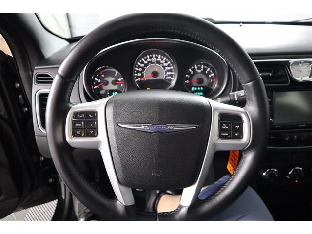 2013 Chrysler 200 Limited (Stk: 219501A) in Huntsville - Image 20 of 28