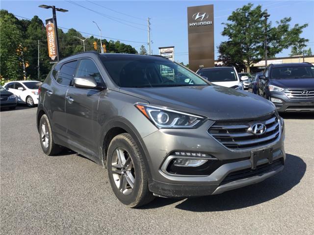 2018 Hyundai Santa Fe Sport 2.4 Luxury (Stk: X1345) in Ottawa - Image 1 of 12