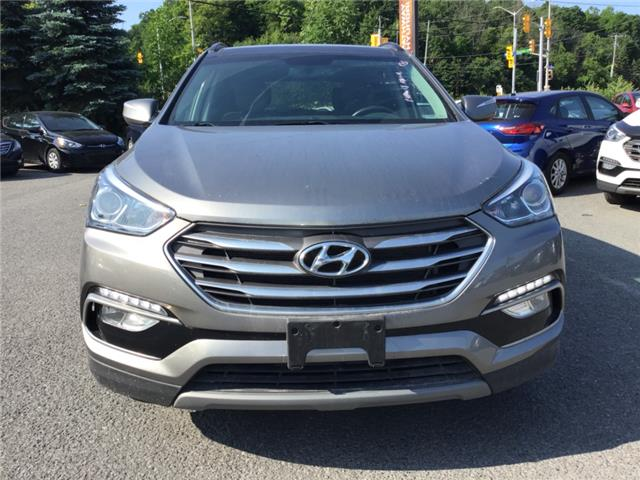 2018 Hyundai Santa Fe Sport 2.4 Luxury (Stk: X1345) in Ottawa - Image 2 of 12