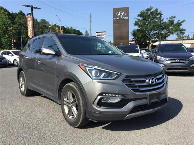 2018 Hyundai Santa Fe Sport 2.4 Luxury (Stk: X1344) in Ottawa - Image 1 of 12