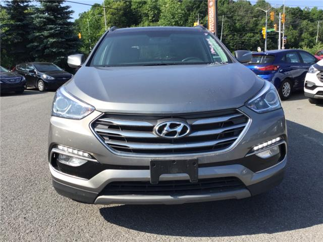 2018 Hyundai Santa Fe Sport 2.4 Luxury (Stk: X1344) in Ottawa - Image 2 of 12