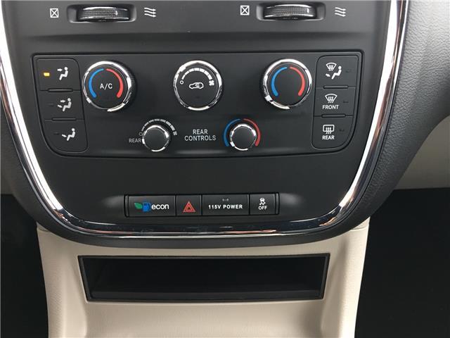 2019 Dodge Grand Caravan 29P SXT Premium Plus (Stk: 19GC4288) in Devon - Image 9 of 13