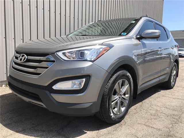 2016 Hyundai Santa Fe Sport 2.4 Luxury (Stk: N345A) in Charlottetown - Image 1 of 21