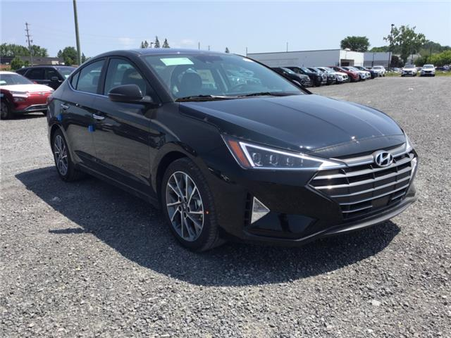 2020 Hyundai Elantra Ultimate (Stk: R05017) in Ottawa - Image 1 of 11