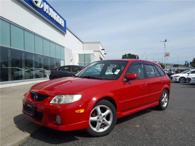 2002 Mazda Protege5 ES (Stk: H91-7213A) in Chilliwack - Image 1 of 14