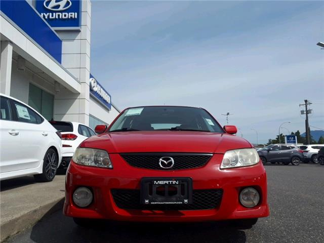 2002 Mazda Protege5 ES (Stk: H91-7213A) in Chilliwack - Image 3 of 14