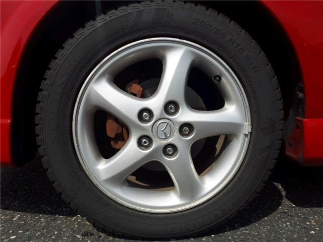 2002 Mazda Protege5 ES (Stk: H91-7213A) in Chilliwack - Image 4 of 14