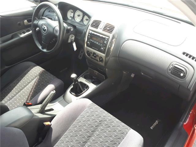 2002 Mazda Protege5 ES (Stk: H91-7213A) in Chilliwack - Image 10 of 14