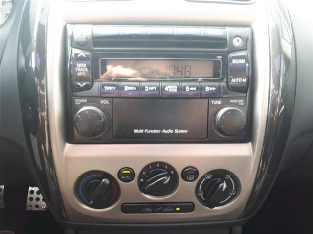 2002 Mazda Protege5 ES (Stk: H91-7213A) in Chilliwack - Image 12 of 14