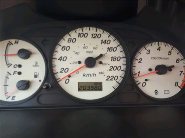 2002 Mazda Protege5 ES (Stk: H91-7213A) in Chilliwack - Image 13 of 14
