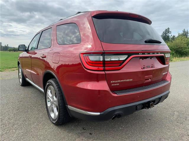 2015 Dodge Durango Limited (Stk: S606615a) in Courtenay - Image 5 of 30