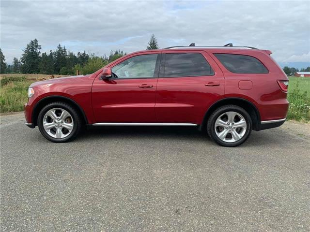2015 Dodge Durango Limited (Stk: S606615a) in Courtenay - Image 4 of 30