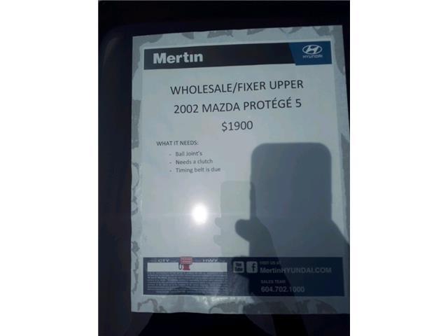 2002 Mazda Protege5 ES (Stk: H91-7213A) in Chilliwack - Image 14 of 14