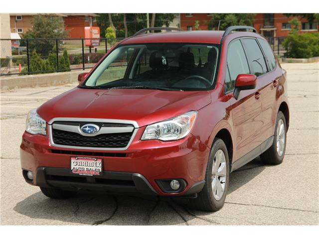 2014 Subaru Forester 2.5i Convenience Package (Stk: 1906260) in Waterloo - Image 1 of 25