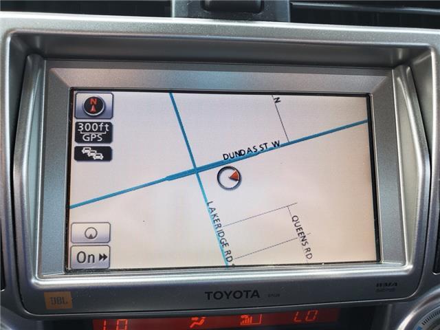2012 Toyota 4Runner SR5 V6 (Stk: 9S1031AA) in Whitby - Image 14 of 23
