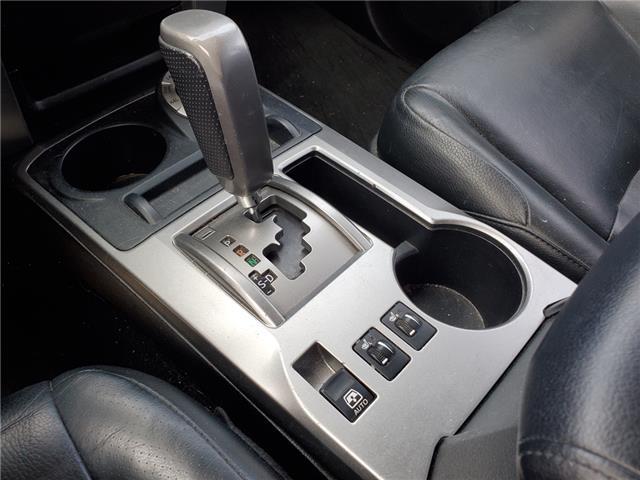 2012 Toyota 4Runner SR5 V6 (Stk: 9S1031AA) in Whitby - Image 16 of 23