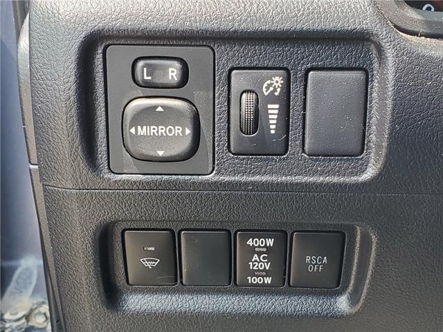 2012 Toyota 4Runner SR5 V6 (Stk: 9S1031AA) in Whitby - Image 17 of 23