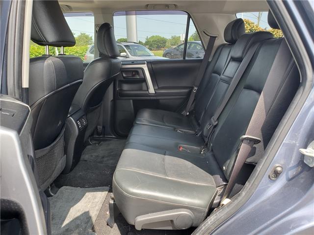 2012 Toyota 4Runner SR5 V6 (Stk: 9S1031AA) in Whitby - Image 20 of 23