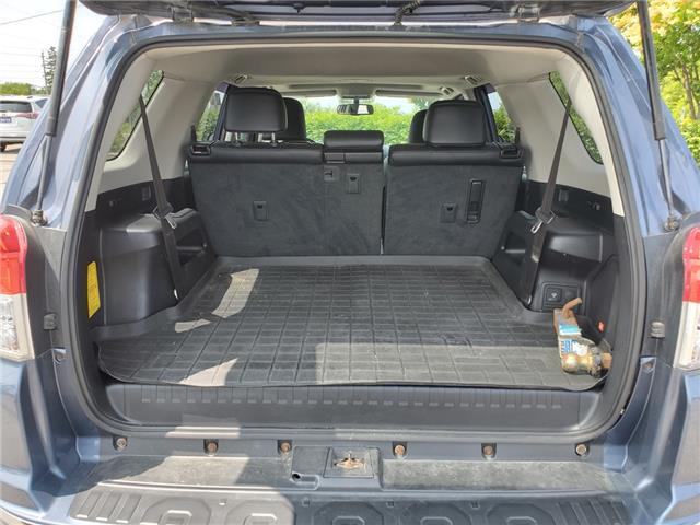 2012 Toyota 4Runner SR5 V6 (Stk: 9S1031AA) in Whitby - Image 22 of 23