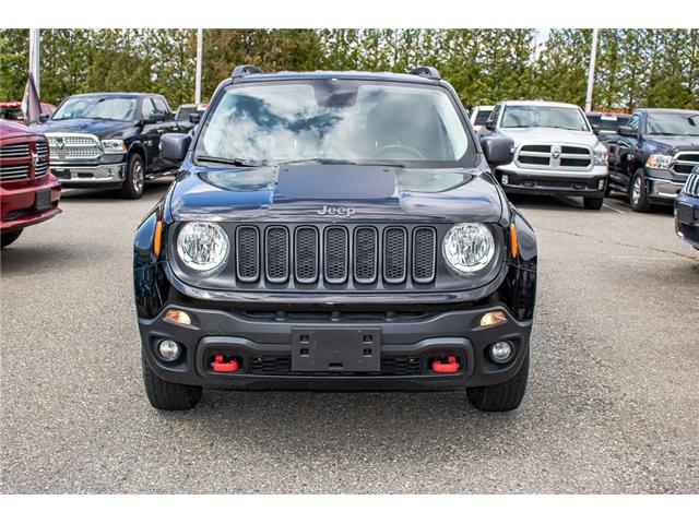 2016 Jeep Renegade Trailhawk (Stk: K620538A) in Abbotsford - Image 2 of 26