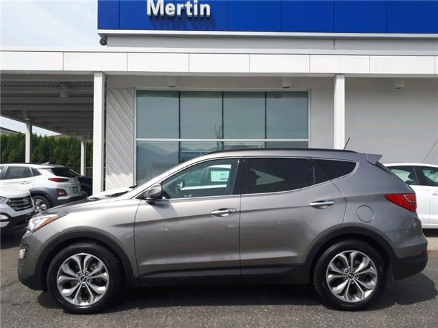2015 Hyundai Santa Fe Sport 2.0T Limited (Stk: H97-1458A) in Chilliwack - Image 2 of 13