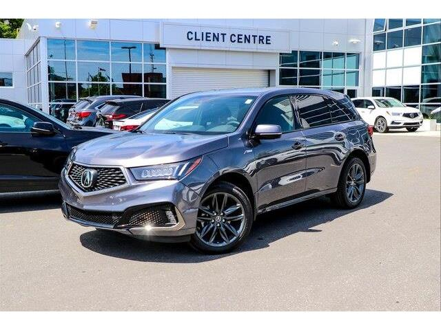 2019 Acura MDX A-Spec (Stk: 18572) in Ottawa - Image 1 of 1