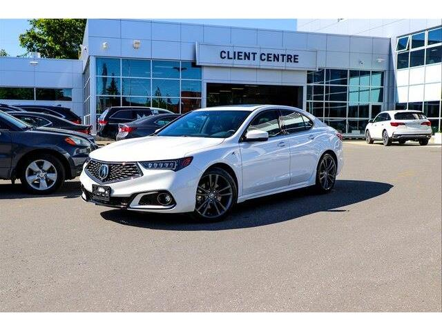 2020 Acura TLX Tech A-Spec (Stk: 18690) in Ottawa - Image 1 of 1