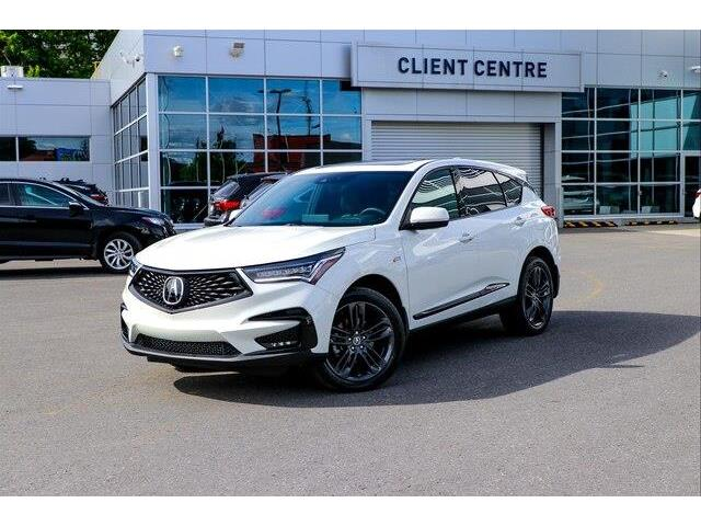 2020 Acura RDX A-Spec (Stk: 18716) in Ottawa - Image 1 of 1