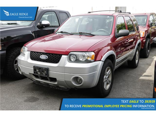 2005 Ford Escape Hybrid (Stk: 051031) in Coquitlam - Image 1 of 3