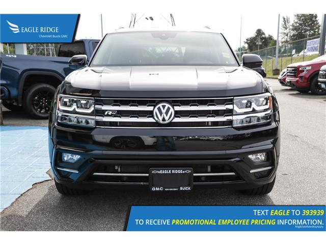 2018 Volkswagen Atlas 3.6 FSI Execline (Stk: 188923) in Coquitlam - Image 2 of 18